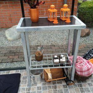 Grill / Plante bord