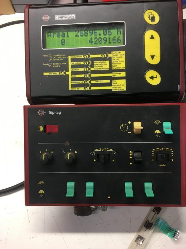 Reparation Hardi HC 2500