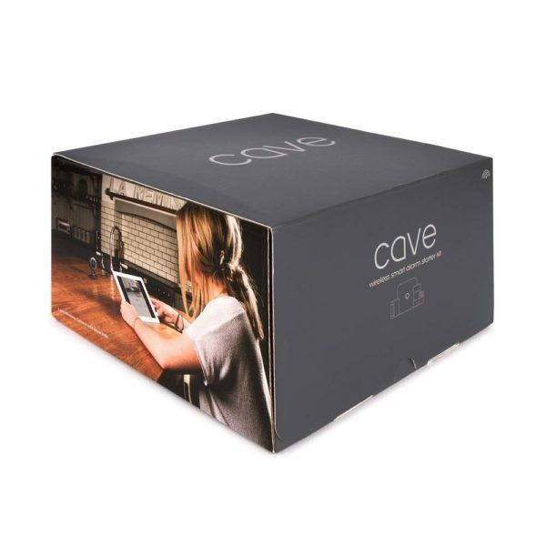 Cave Smart Home, Alarm Start kit