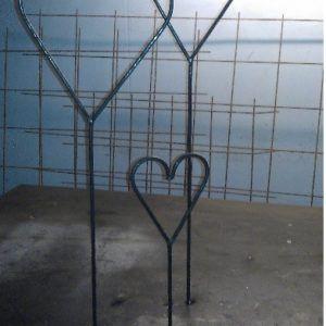 Dekorations Hjerte sæt