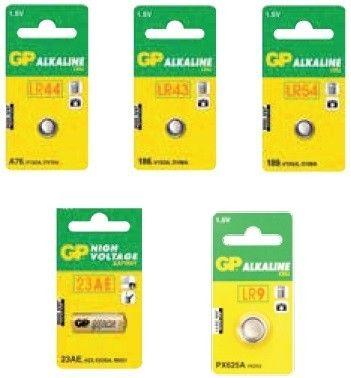 Alkaline Specielle batterier