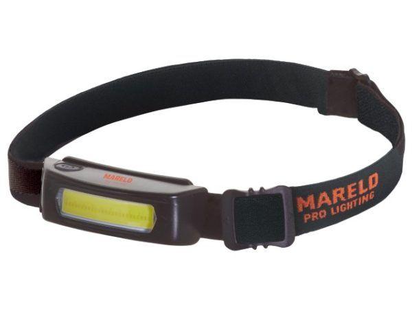 Genopladeligt LED Pandelampe Gleam 145 RE Mareld