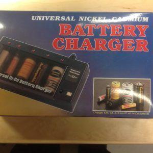 Batteri Lader