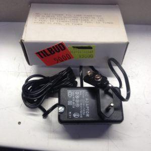 9V batteri Lader