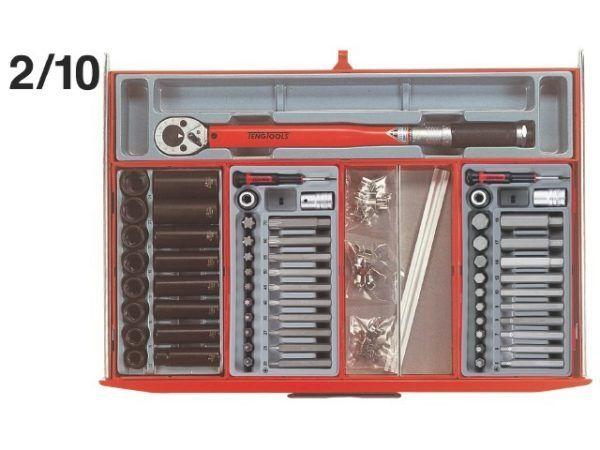 Værktøjssæt Teng Tools TCMM715N