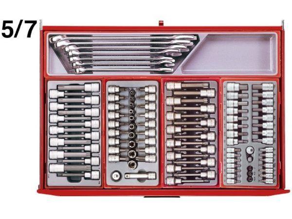 Værktøjssæt Teng Tools TCMM1055N