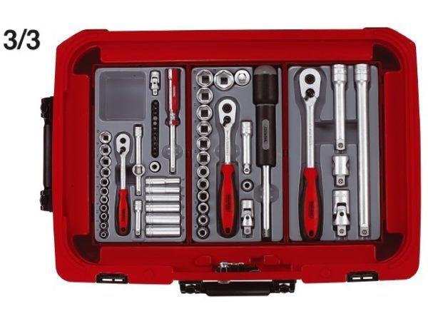 Servicekuffert Teng Tools SC01