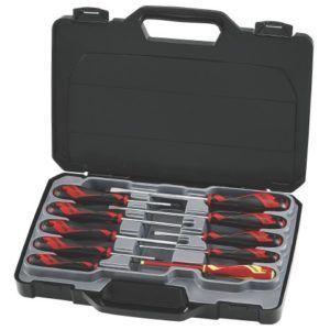 Skruetrækkersæt Teng Tools MD910N