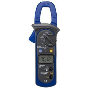 Limit 21 Tangamperemeter.