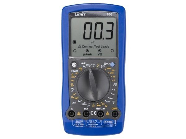 Limit 500 Multimeter