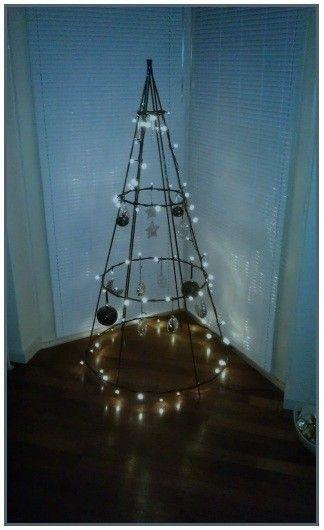 Stål Jule træ