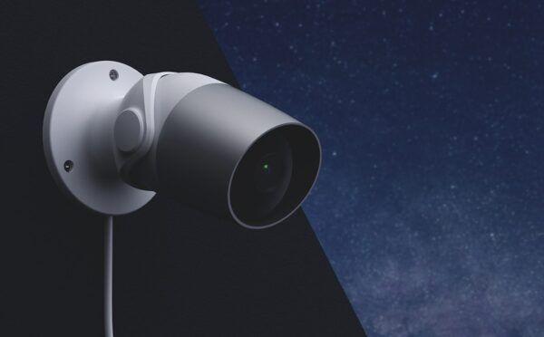 Wi-Fi overvågningskamera